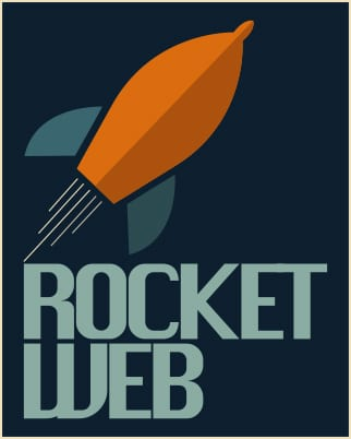 Rocket Web Development Logo